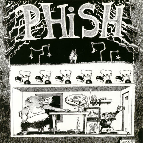 Phish (피쉬) - Esther (Junta, 1988)