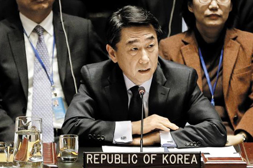 [Lecture from Ambassador Oh Joon] Susta..