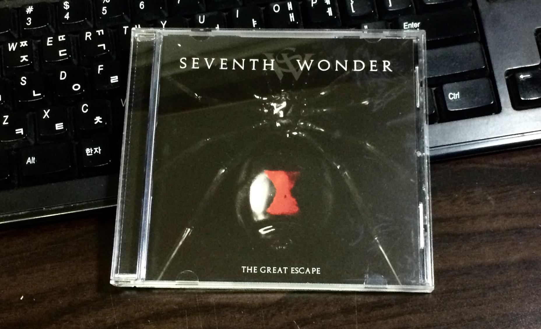 The Grate Escape - Seventh Wonder / 2010