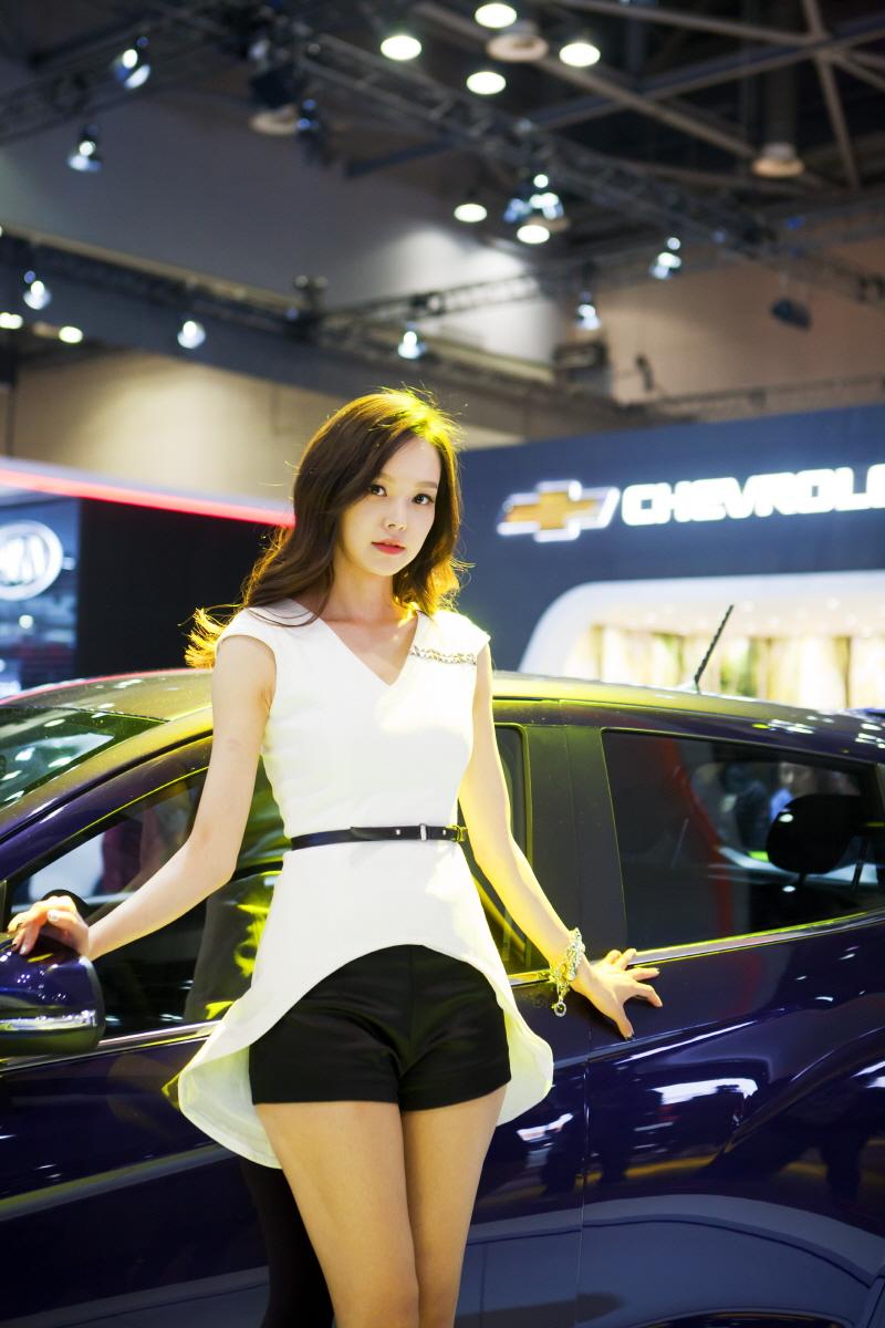 [png]김혜지-2015서울모터쇼