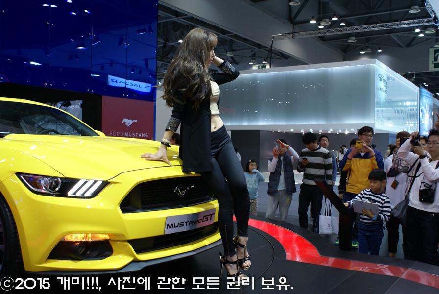 2015 서울 모터쇼 -북미산 차량들-
