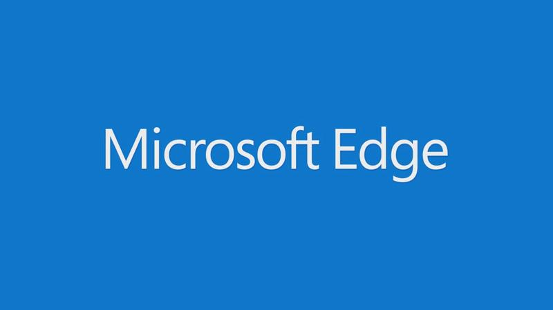 윈도우10의 브라우저는 '마이크로소프트 엣지'