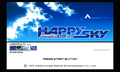 ◇ CS HAPPY SKY original tracks