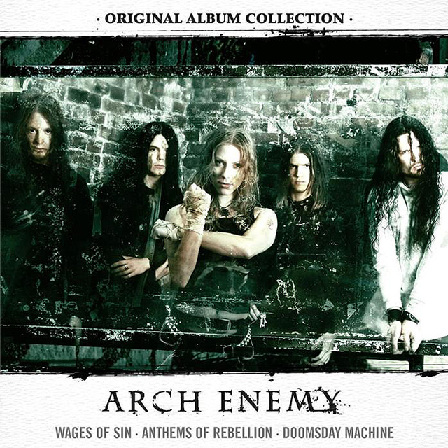 [Melodic Death-Metal] ARCH ENEMY - Origi..