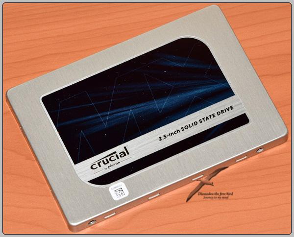 SSD 달고 쓰는 노트북 NT550P5C-S75L