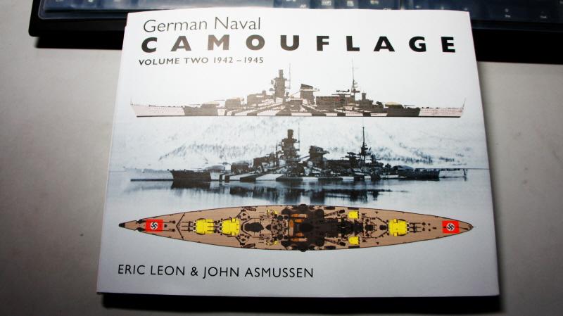 German Naval Camouflage : 1942-1945