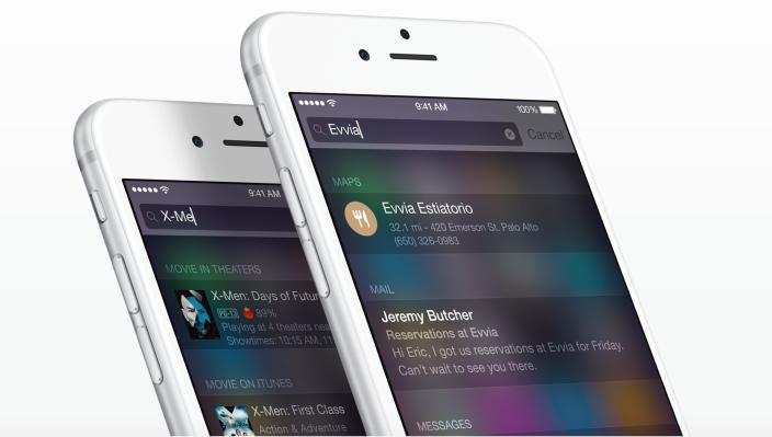 """""""iOS 9""""에 구글 나우 대응 기능이 탑재 될 거라는 .."""