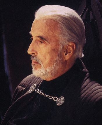 RIP. Christopher Lee