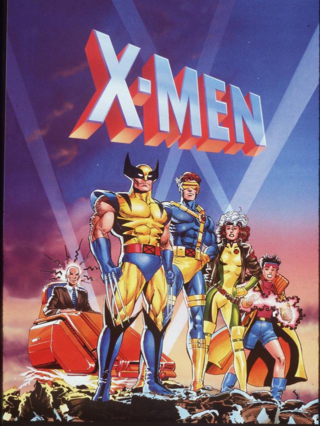 엑스맨 (1992–1997)