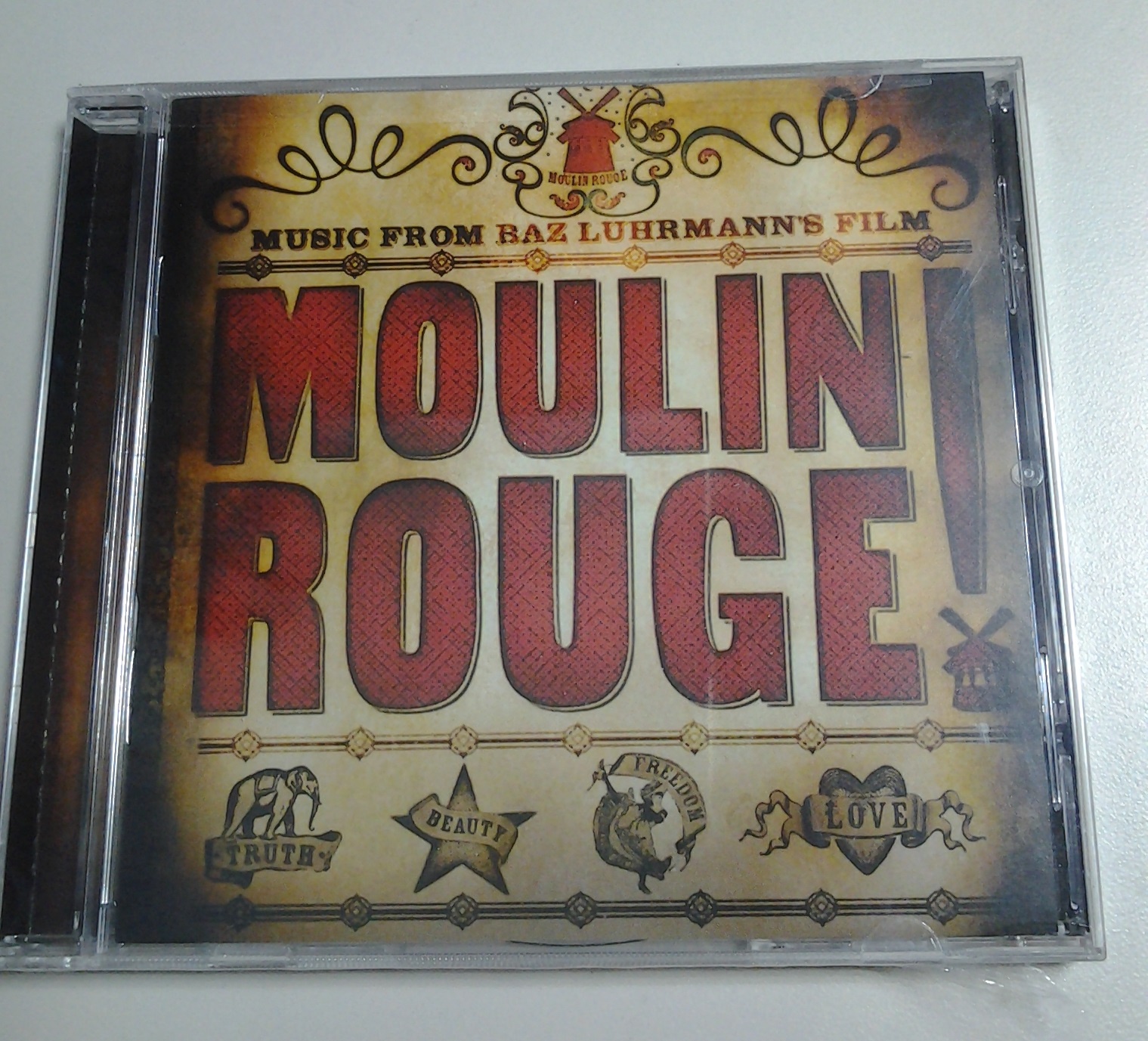 Moulin Rouge! OST