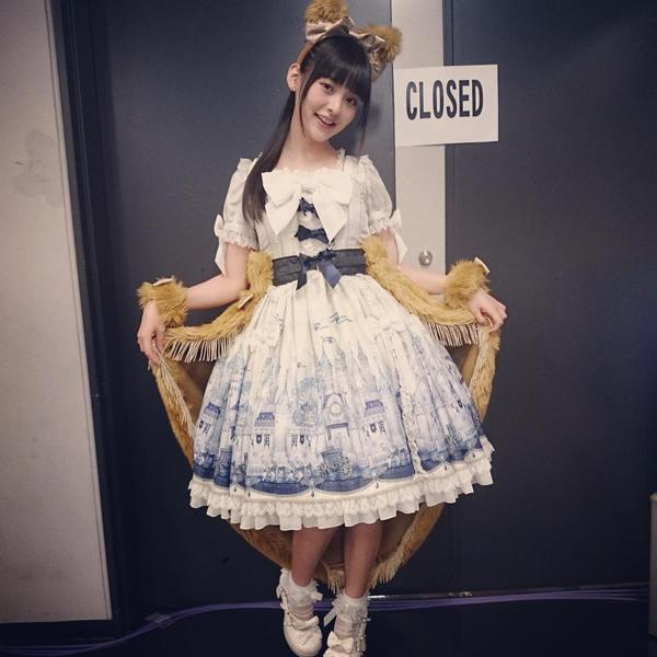 성우 우에사카 스미레, KING SUPER LIVE 2015에서..