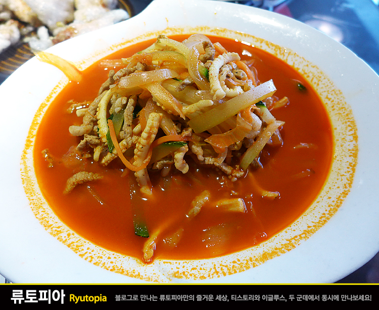 2015.6.28. 송탄영빈루 (홍대분점) / 송탄본점의 ..