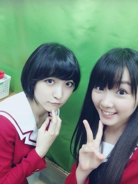 성우 야마자키 에리이 & 키도 이부키의 사진, 레칸..