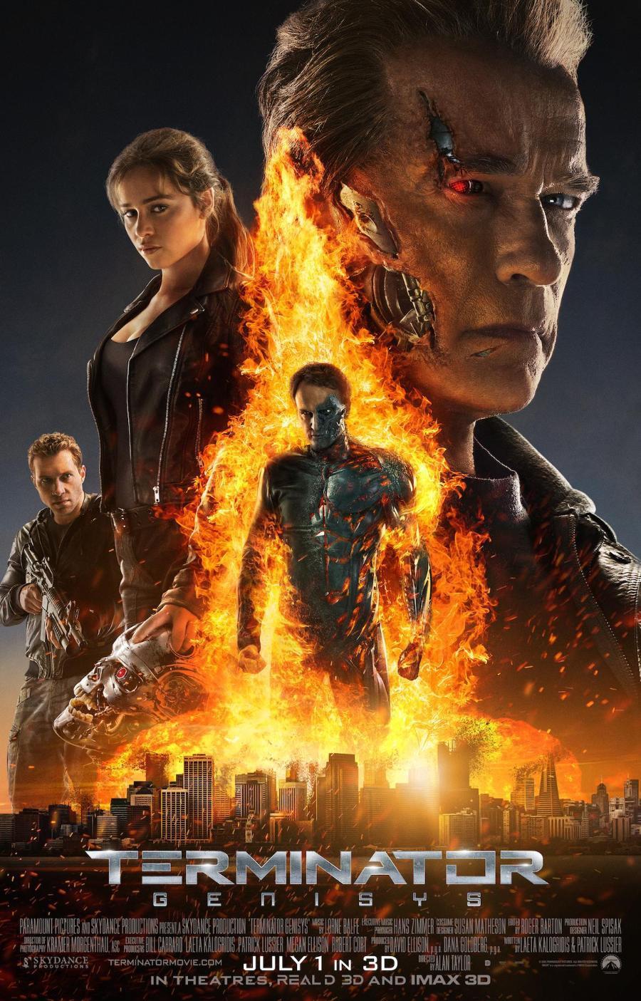 터미네이터 제니시스 (Terminator Genisys, 2015)