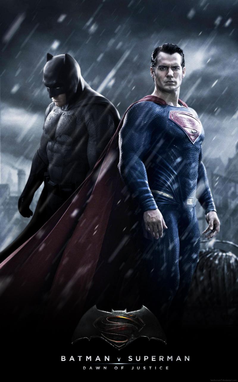 """벤 에플렉 曰, """"DC가 마블보다 현실적이다! 하지만..."""