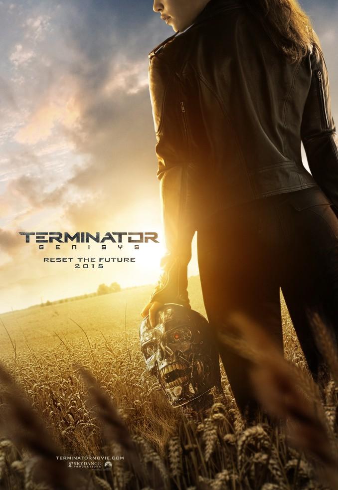 터미네이터 제니시스 (Terminator Genisys , 2015)