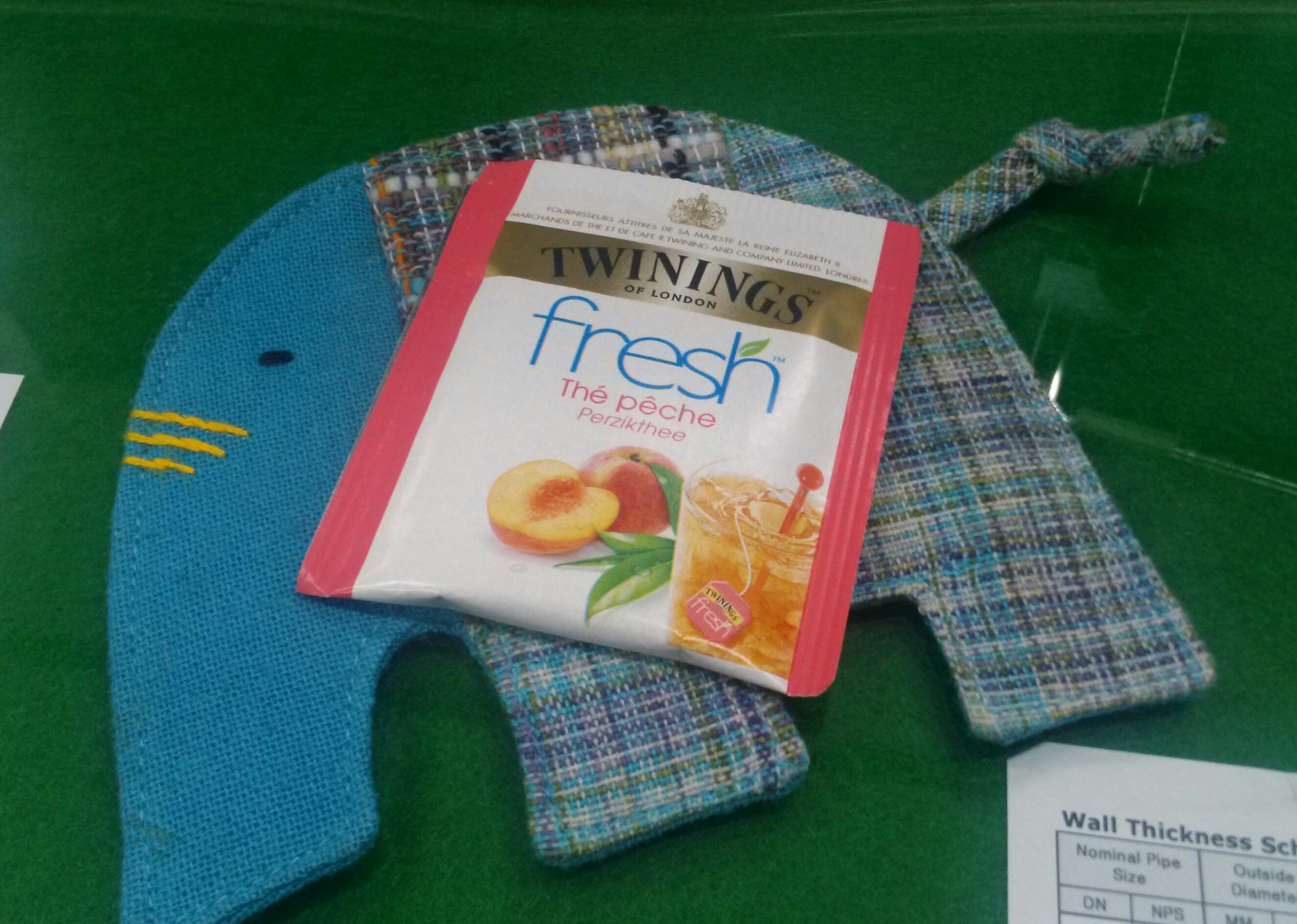 TWININGS - fresh, The peche