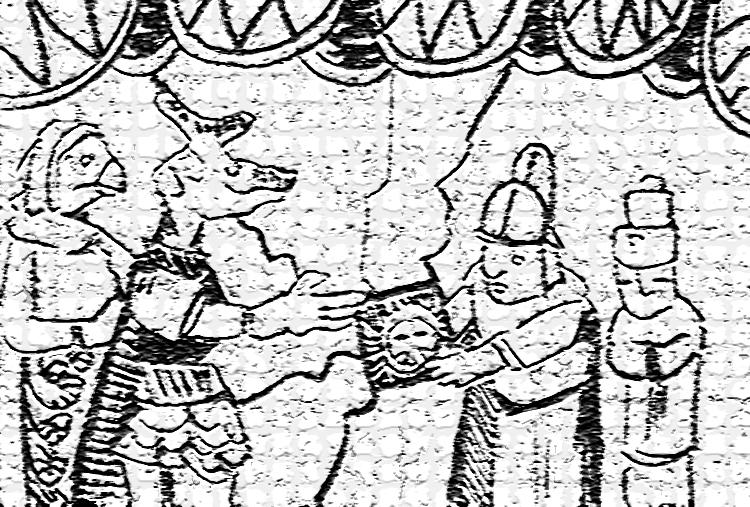 문서발굴 - 역사편 : 제2기 인간들의 열국시대 <中..