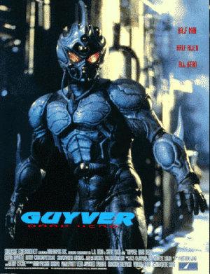 가이버 The Guyver (1991)