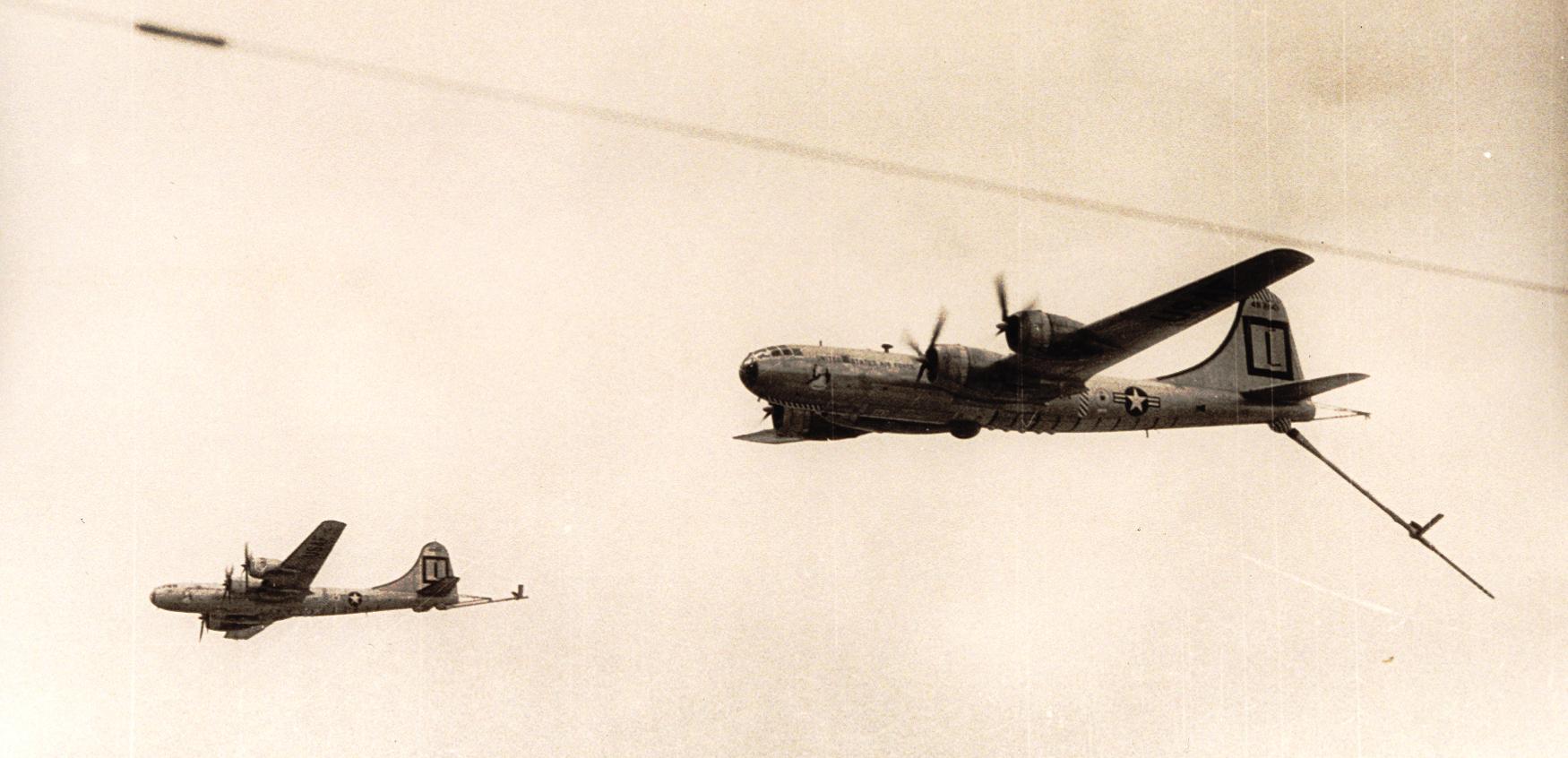 왜 미공군 공중급유기는 수송기를 개조하는게 대세..