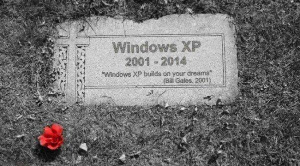 막 내리는 윈도우즈(Windows) XP 시대