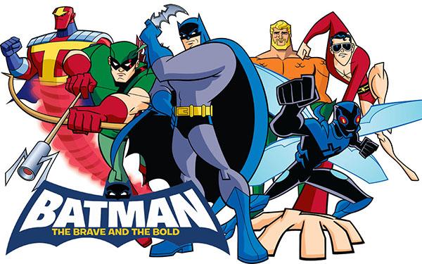 배트맨: 브레이브 앤 더 볼드 (2008-2011)