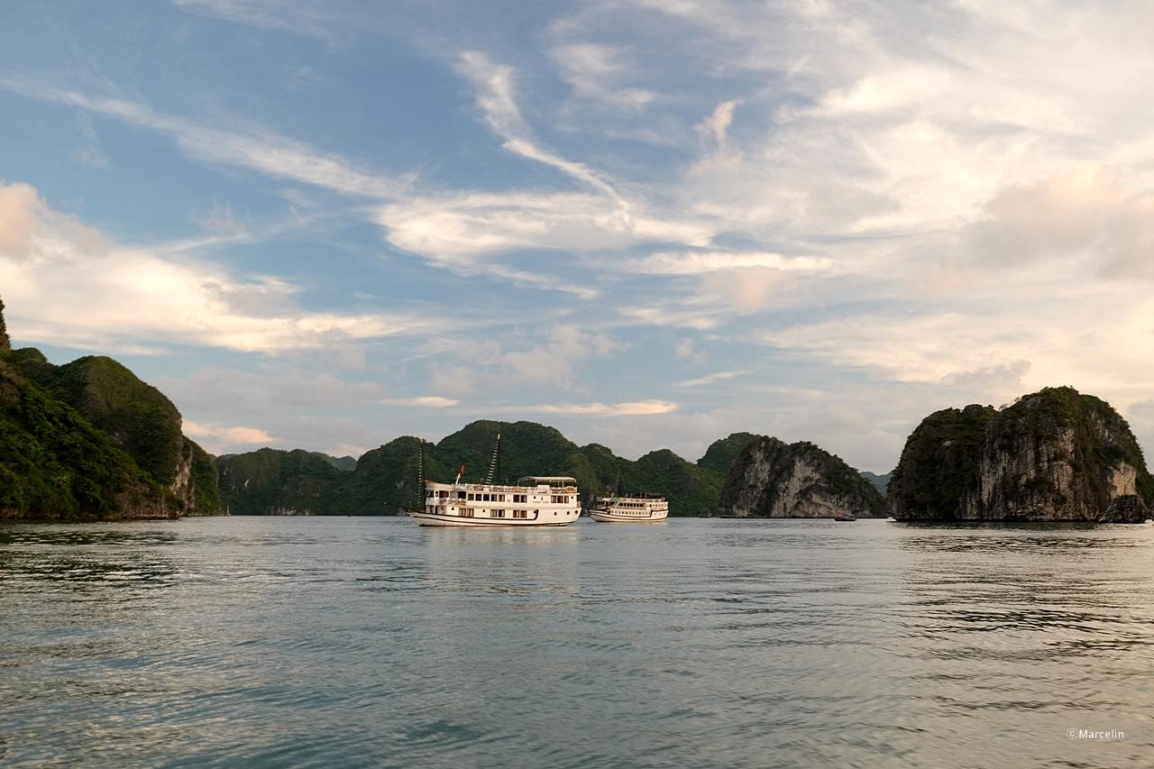 6. 하롱베이 일몰, 요리실습, 카약킹