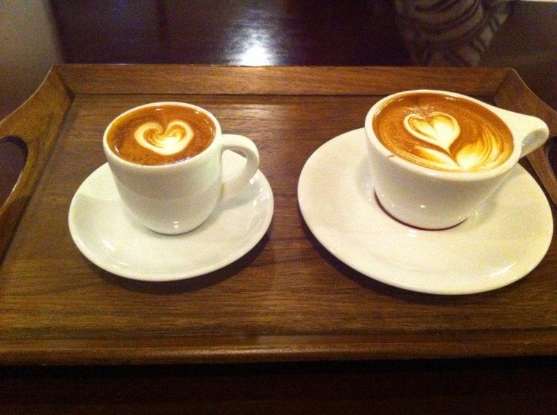 이태원, 녹사평역 근처 커피가 맛난 <찬스브로스>