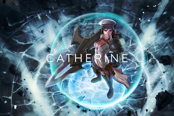 Catherine - 캐릭터