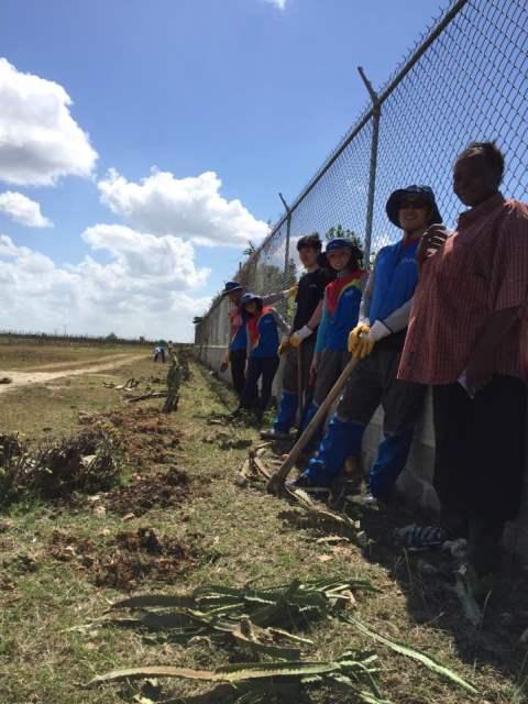 [도미니카공화국] 현지적응교육 18일차 - 봉사활동