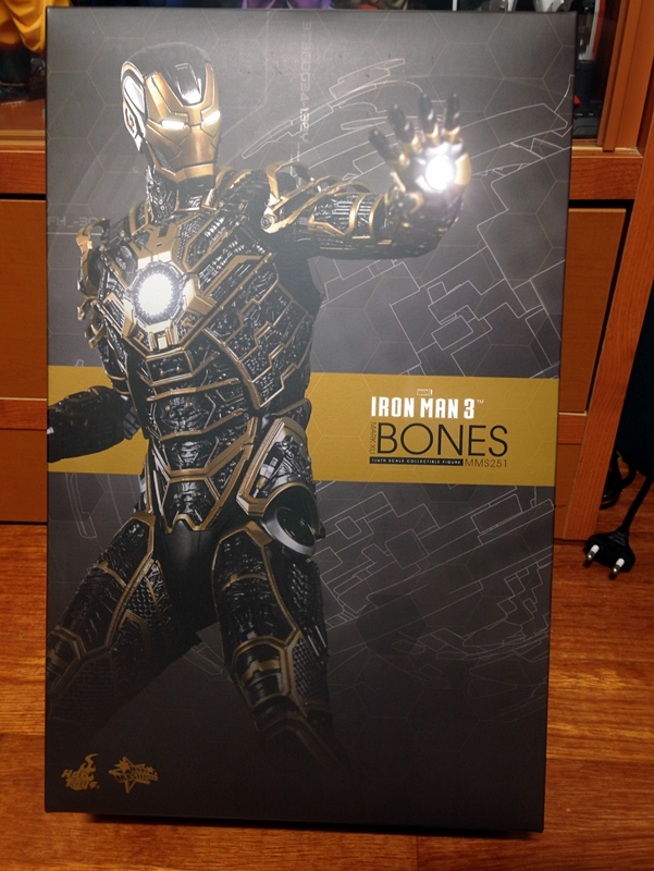 Hottoys IRON MAN MK41BONES