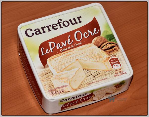 치즈 이야기 (57) 까르푸에서 프랑스 치즈도 만든다..