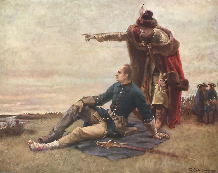 러시아 역사 이야기 34. 폴타바 전투 - 복수전