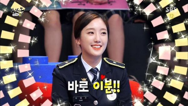 [순간포착] 태연 닮은꼴, 박예리 경위 '동상이몽'..