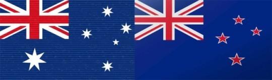 뉴질랜드의 새로운 국기 후보들