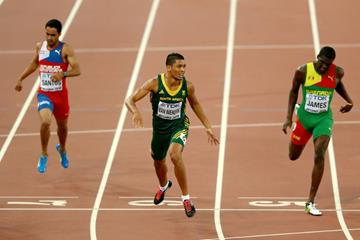 [세계육상선수권] 남자 400m에서 나온 엄청난 기록
