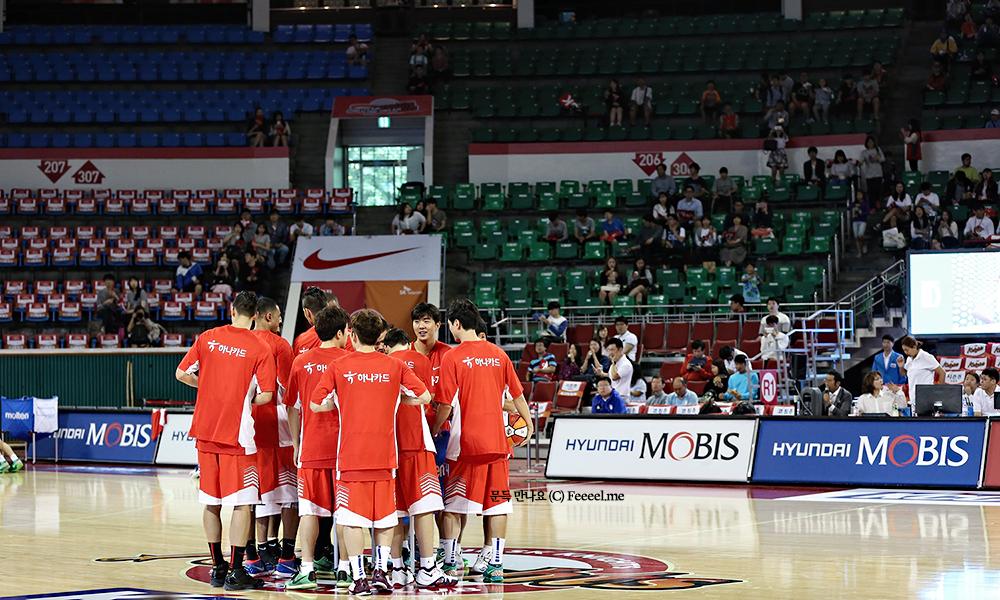 150912 서울 SK 나이츠 vs 전주 KCC 이지스
