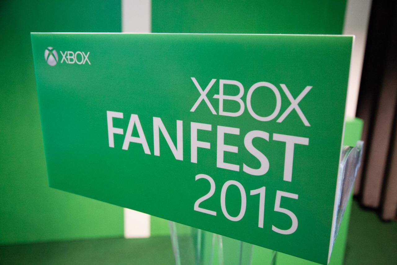 2015 XBOX FANFEST 코리아