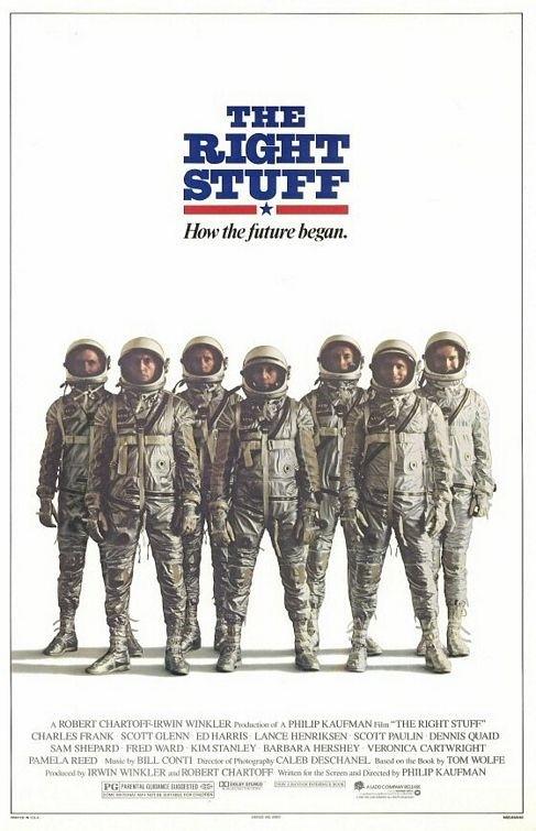 필사의 도전 / The Right Stuff (1983년)