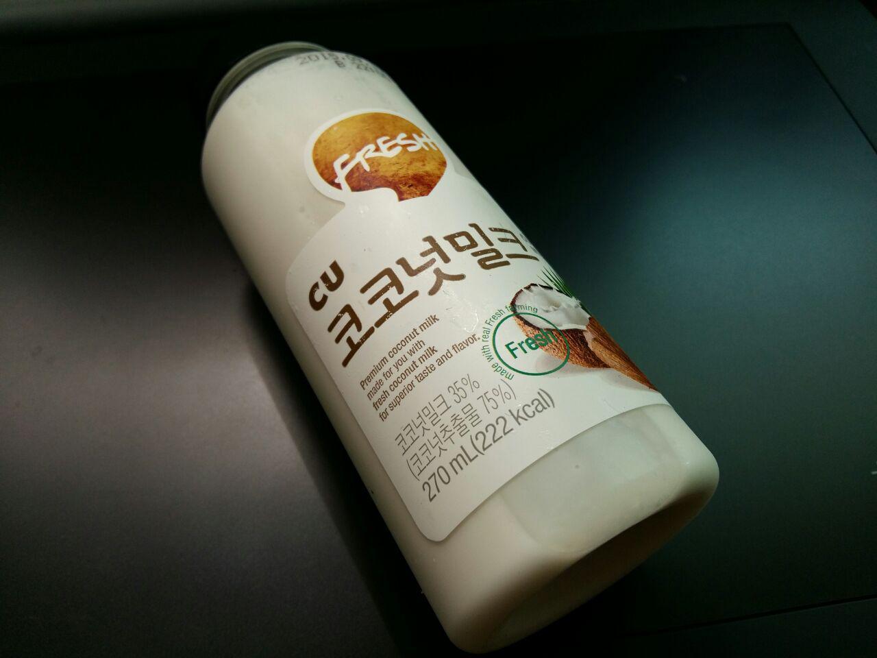 [CU] 코코넛밀크