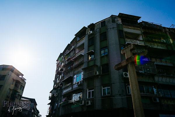 2014, Macau, China - Baigechao Gongyu..