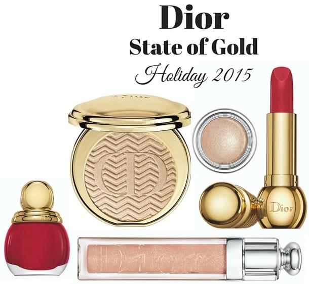 Dior 디올 2015 홀리데이 컬랙션 발색