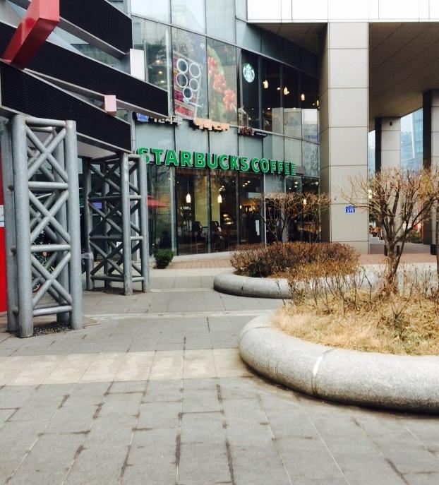 면허증 그리고 강지영, 상암DMC점 스타벅스 15. 1. 5.