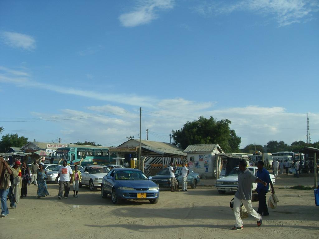 탄자니아 행정 수도 도도마 여행 - 첫날