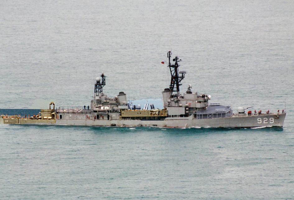 [LVP당 해군함 보고]당군 구축함 설계-현대화?..