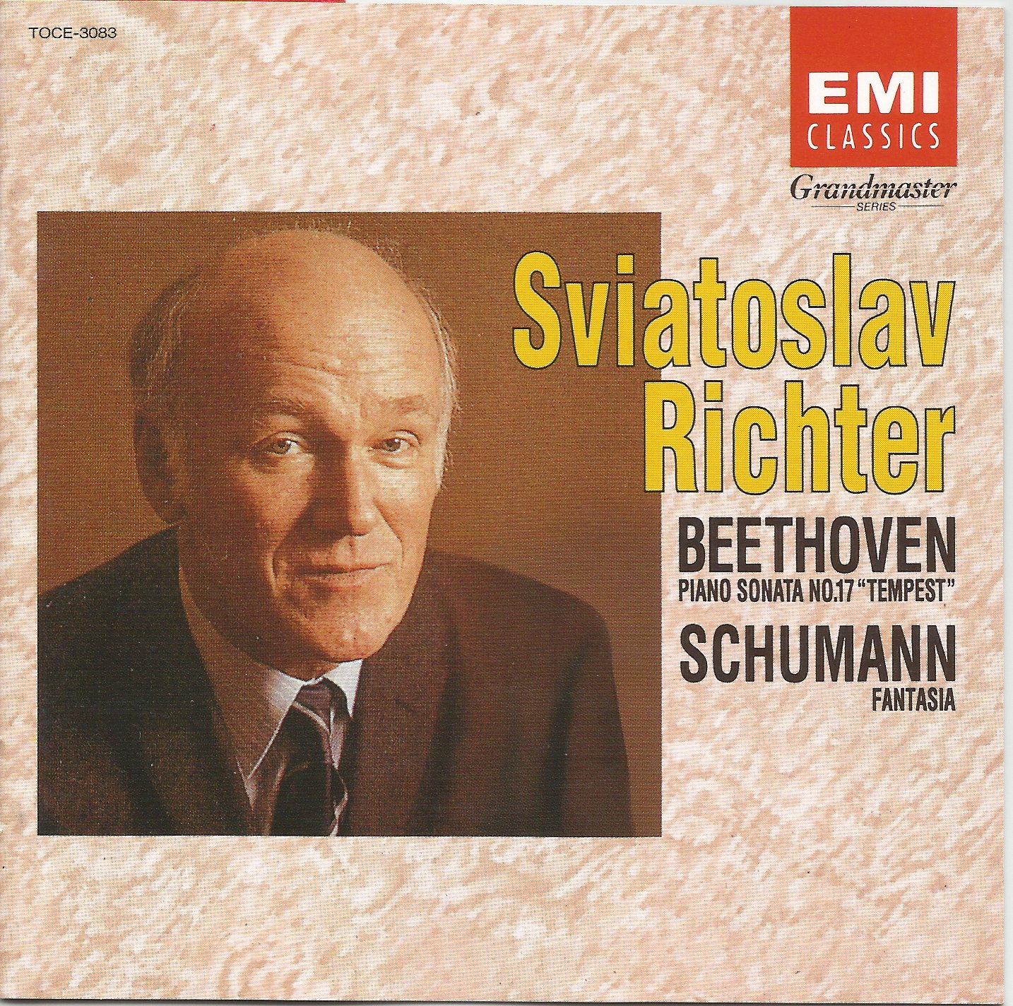Sviatoslav Richter; Early 1960s EMI recordings