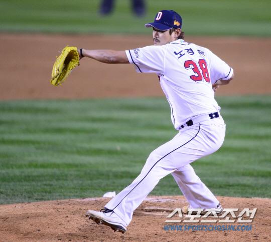 [관전평] 10월 30일 삼성:두산 KS 4차전 - '노경은 ..