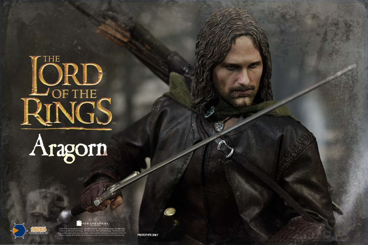 Aragorn asmus collectible toys (1/6)
