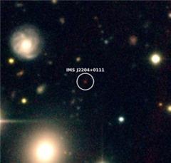 128억년 전 우주 태초의 빛 `퀘이사(Quasar)`