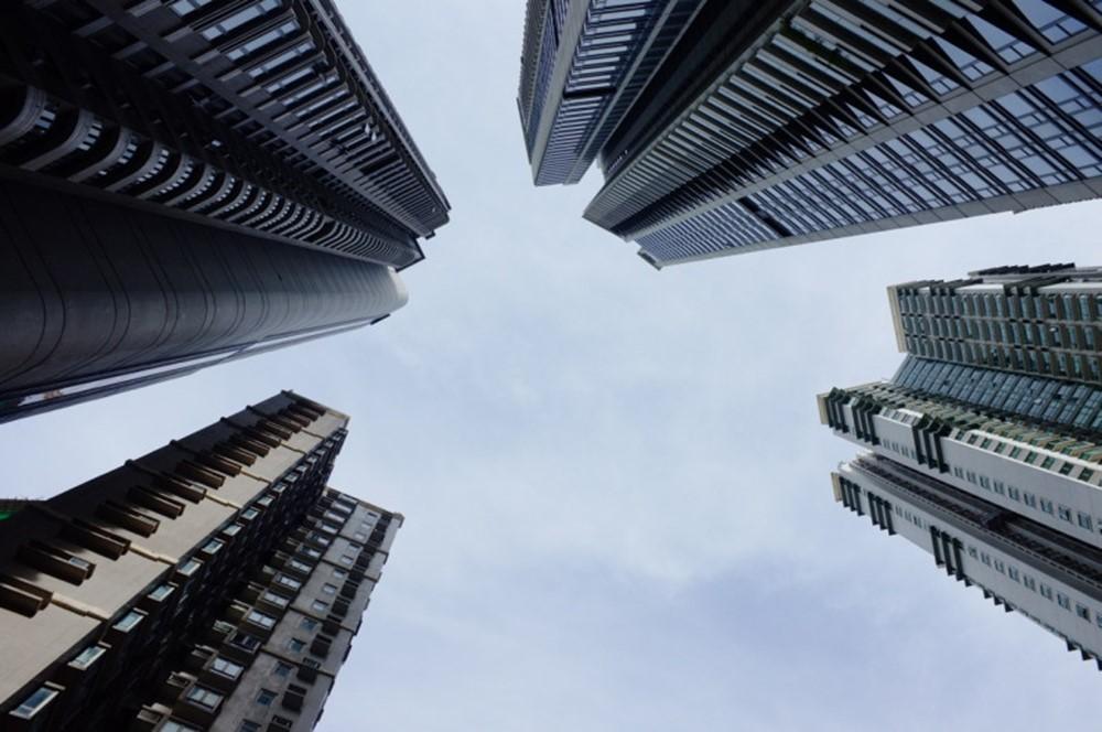 홍콩의 색 - 소호거리